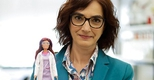 """Meninas na ciência Powered by Barbie"" @Elvira Fortunato"